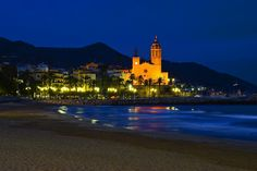 Sitges, Spain....5 days!
