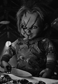 Seed of Chucky - boys night out All Horror Movies, Scary Movies, Chucky Movies, Michael Myers And Jason, Child's Play Movie, Scary Characters, Childs Play Chucky, Horror Photos, Horror Monsters