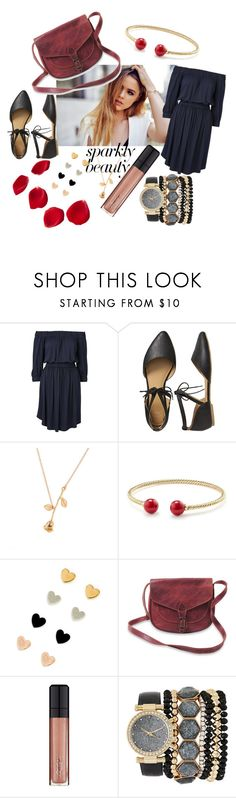 """""""Untitled #25"""" by adisatbrcaninovic ❤ liked on Polyvore featuring Witchery, Gap, David Yurman, L'Oréal Paris and Jessica Carlyle"""
