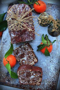 Angel's food: Cozonac minunat cu cocos si mandarine Ratatouille, Sweet Recipes, Desserts, Christmas, Food, Magic, Pineapple, Romanian Recipes, Tailgate Desserts