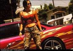 Fast and furious letty michele rodriguez - http://sickestcars.com/2013/06/08/fast-and-furious-letty-michele-rodriguez-2/