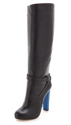 Aquazzura Czarina Knee High Boots | I need a pair <3