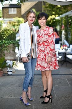 Jimmy Choo And Olivia Palermo Take Over The Kings Road | Fashion | Grazia Daily