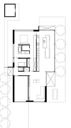 STAM architecten STAM architecten,Floor Plan Related Spectacular Tree Logs Ideas for Cozy Households Plans Architecture, Residential Architecture, Home Design Plans, Plan Design, Modern Barn House, Rustic Home Interiors, Ranch Style, Interior Exterior, House Plans