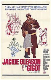 Wonderful movie- Gigot. 1962, Jackie Gleason, directed by Gene Kelly.