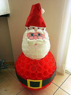 The main objectives of Sant Rampal Ji Maharaj- संत रामपाल ज…. Diy Christmas Decorations, Christmas Ornaments To Make, Christmas Colors, Simple Christmas, Christmas Wreaths, Christmas Crafts, Santa Christmas, Christmas Lights, Cup Crafts