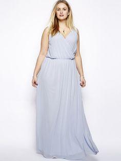 A-Line/Princess V-neck Floor-Length Ruffles Sleeveless Chiffon Mother of the Bride Dresses