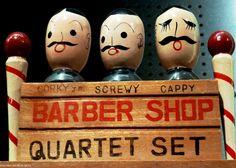 De barbero. Barbershop