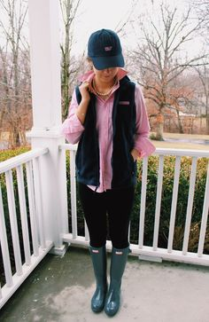 19 Ideas for pink hunter boats outfit summer preppy Fall Winter Outfits, Autumn Winter Fashion, Spring Outfits, Outfit Summer, Winter Wear, Winter Style, Preppy Outfits, Cute Outfits, Preppy Clothes