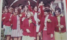 Kappa Alpha Theta era 1968  Phi Chapter/UOP