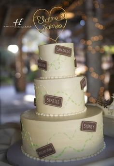 I'll be honest with you, I love wedding themes. Oh yes, things can get overdone and cheesy, but sometimes, one adorable detail in the right place is all you need. When I started browsing arou…