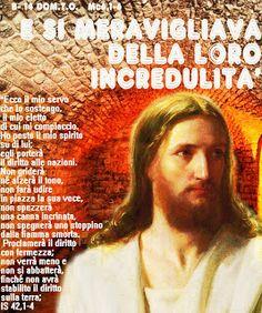 PAROLA Anno Liturgico B: B - 14 DOM.T.O.