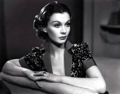 i have a complete obsession going for vivien leigh at the moment, for her time she was pretty rock'n'roll, a manic depressive, nymphomaniac, everything. her whole life was tragic but very hollywood. Vivien Leigh, Hollywood Glamour, Classic Hollywood, Old Hollywood, Hollywood Divas, Hollywood Stars, Hollywood Icons, Hollywood Actresses, Cinema