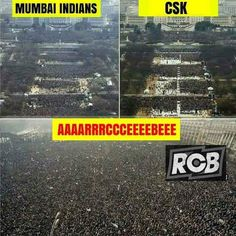 Aaaaarccccccccbbbbb That's the fanism of RCB❤️❤️❤️❤️❤️ Funny True Facts, Virat Kohli Wallpapers, Allu Arjun Images, Virat And Anushka, Cricket Wallpapers, Ab De Villiers, Unique Facts, Mahesh Babu, Mumbai Indians