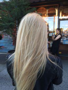 Pearl blonde