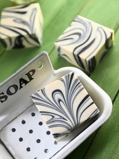 The perfect soap for summer!