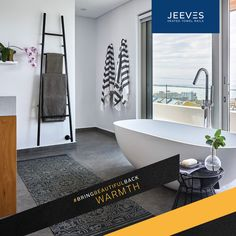 Just in time for the coldest part of winter, we're offering you 20% off our super deluxe Jeeves heated towel rails in the Great Big Lockdown Dropdown Sale. A tasty saving on a toasty item…. with free delivery, too! This is a hot deal, people, so grab yours online now while stocks last, and bring beautiful back to your bathroom. Hydronic Heating, Bathroom Goals, Towel Rail, Clawfoot Bathtub, Powder Room, Bathroom Accessories, Free Delivery, Bathroom Shop, Tasty