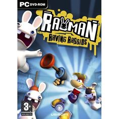 Buy Rayman 4 Raving Rabbids PC DVD Game - Sealed for R60.00