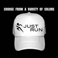 2710fc79ee7 Running Hat. Women s Fitness Trucker Hat. Gym Hat. Run Cap. Exercise Hat