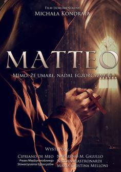 Matteo da Agnone – zakonnik i wielki egzorcysta. Zabójca, który ma zostać świętym. Człowiek o niezwykłej sile i pokorze, dzięki którym wypędzał demony. Mario, Movies, Movie Posters, Historia, Films, Film Poster, Cinema, Movie, Film