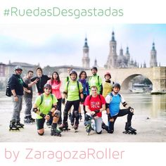 Ruedas Desgastadas, by ZaragozaRoller. Roller Blading, Wheels