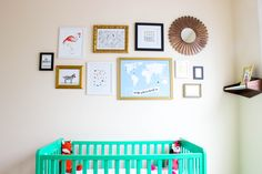 Gender Neutral Safari Themed Nursery