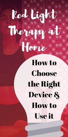 Improve your overall health with red light therapy at home! This articles lists out the benefits and the best products on the market. Give it a read! Red Led Light Therapy, Led Therapy, Physical Therapy, What Is Red, Chromotherapy, Red Led Lights, Tanning Bed, Cellular Level, Detox Tips
