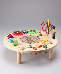 Anatex Circle Play Center on sale currently on zulily