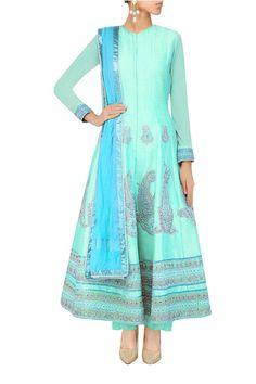 bright beautiful indian attire