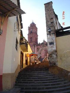 Tlalpujahua - Michoacán - México