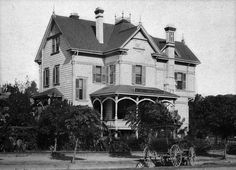 Dr. Hare's Private Sanitarium, also known as the Fresno Sanitarium, was the site of the first X-ray room in the central San Joaquin Valley.