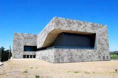 Palacio de Congresos y Exposiciones de Mérida   Nieto-Sobejano Arquitectos