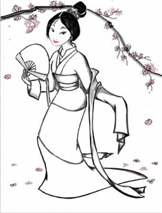 Google Image Result for http://www.deviantart.com/download/177353529/mulan_coloring_page_by_myaime-d2xlaux.jpg