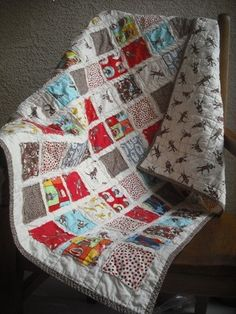 Sock Monkey! quilts-quilts-quilts