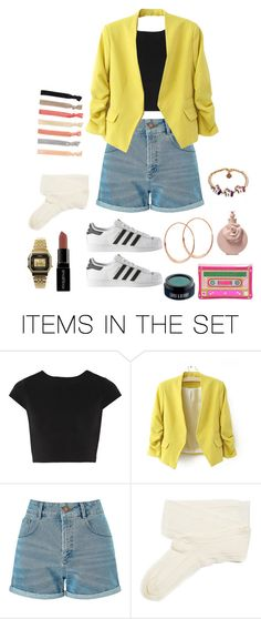 """Jubilee"" by yanadevilla ❤ liked on Polyvore featuring art, 80s and xmen"
