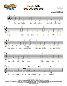 Boomwhackers® Christmas Songs - The Holiday Series Songs) - XMAS Bible Songs, All Songs, Piano Notes For Beginners, Christmas Concert, Christmas Holiday, Christmas Music, Sunday School Songs, Easy Piano Songs, Church Songs