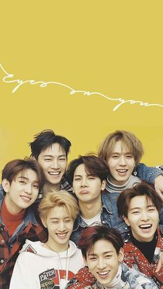 "GOT7 JUST DROPPED THEIR ALBUM ""EYES ON YOU""! WELL DONE BOYS! WELL DONE JB FOR THE MEANINGFUL LYRICS AND OF COURSE GOOD JOB HYORIN FOR THE AMAZING BACKGROUND VOCALS! THANK YOU SO MUCH FOR THE LONG-WAITED COMEBACK! IGOT7 LOVES YOUUUU❤️❤️"