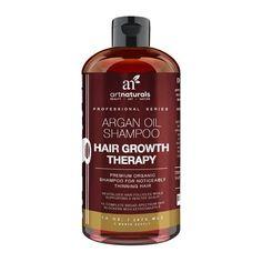 Art Naturals® Argan Oil Shampoo Hair Regrowth Therapy