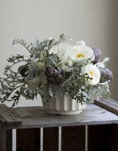 Cottage Farm: Creative Flower Arrangements, Floral Arrangements, Flower Decorations, Table Decorations, Language Of Flowers, Flower Boxes, Silk Flowers, Botanical Gardens, Wedding Bouquets