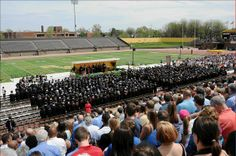Baldwin Wallace University Undergraduate Spring 2014 Commencement