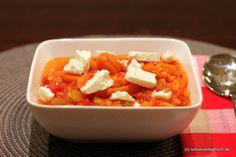 Schöner Tag noch!: Rote Linsen-Suppe mit getrockneten Aprikosen und Kreuzkümmel