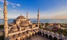 The Blue Mosque in Istanbul #dutyfree dutyfreeonarrival.com