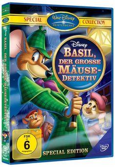 Basil, der Mäusededektiv