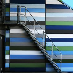 stairs by TeRo.A, via Flickr