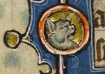 The cats of the Macclesfield Psalter | Essex Voices Past