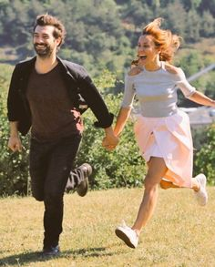 Burçin Terzioğlu and İlker Kaleli - - Couple Goals Tumblr, Couple Goals Cuddling, Olivia Palermo Lookbook, Tv Couples, Couple Drawings, Love Quotes For Her, Romance Movies, My Emotions, Cute Couples Goals