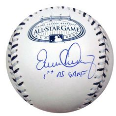 Signed Evan Longoria Ball - 2008 All Star 1st As Game - PSA/DNA Certified - Autographed Baseballs by Sports Memorabilia. $131.93. EVAN LONGORIA AUTOGRAPHED SIGNED 2008 ALL STAR BASEBALL 1ST AS GAME PSA/DNA