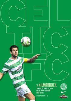 Celtic v Kilmarnock, October 26, 2014