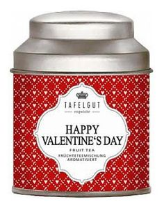 Tafelgut Happy Valentine's Day Tee - Tee bei Bertine
