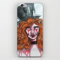 Shop pAOLA 's Society6 store for iPhone & iPod Skins featuring unique art by pAOLA . Worldwide shipping available.
